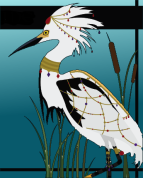 2012.09.25 - The Jeweled Heron Logo