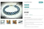Crystal City Lights