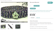 Encrusted Bracelet