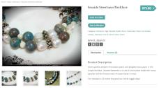 Seaside Sweetness Necklace